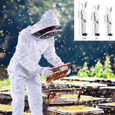 Imkerjacke Hut Beekeepers Garten Schutz Jacke Anzug Schleier Imkerbekleidung ~