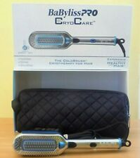 """BaByliss PRO CRYO CARE """"THE COLD BRUSH"""" CRYOTHERAPY FIR HAIR *OPEN BOX*"""