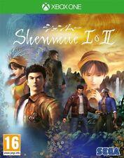 Shenmue I & II Xbox One 1 2 * NEW SEALED PAL *