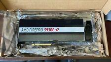 AMD FirePro S9300 X2 8GB HBM Dual-GPU Server Workstation Card (Radeon Pro Duo)