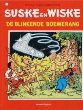 De Blinkende Boemerang (Suske en Wiske) By Willy Vandersteen - Dutch Language