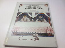 The Mouse and the Egg by William Mayne (1981) hardcover 1st editioin