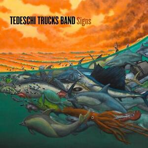 TEDESCHI TRUCKS BAND - SIGNS   CD NEUF