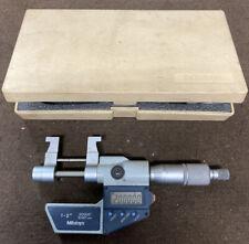Mitutoyo Digital 1 2 Inside Micrometer 345 712 30 Digimatic Machinist Inspection