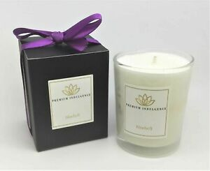 Bluebell Scented Candle Plant Wax Vegan Essential Oils Glass Votive Gift Box 9cl