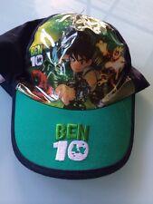 Brand New Boy Ben 10 Cap Caps Hat