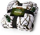 TrailCrest Soft Touch Reversible Camo Throw Blanket -  Assorted Sizes , Colors