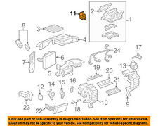GM OEM-Door Actuator 22877649