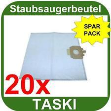 20 Staubsaugerbeutel für Taski Vento 8 & Vento 15 NEU und OVP aus Microflies