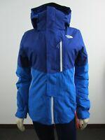 Womens The North Face TNF Garner Tri Waterproof Ski Winter Insulated Jacket Blue