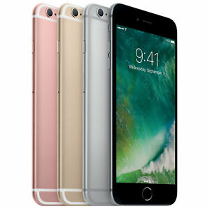 Apple iPhone 6S 32GB AT&T 4G LTE Smartphone