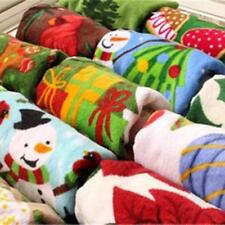 1X40x60cm Superfine fibre Hand Face Cleaning Towel Kerchief Kid Christmas Gift^