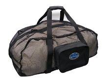 Otg Scuba Diving Snorkeling Foldable Pocketable Mesh Duffel Gear Bag #Og-151