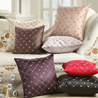 Home Decor Vintage Art Style Polyester Pillow Case Sofa Throw Cushion Cover Hot