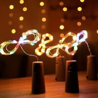 Copper Wire LED String Lights Christmas Decorations Xmas Decoration Battery USB