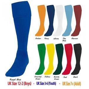 New Football Socks Soccer Hockey Rugby Sports Sock PE Mens/Womens Boys/Girls