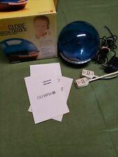Olympia InfoGlobe Floating Message Globe Dome Clock Calendar Caller ID