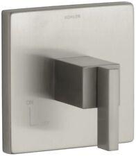 KOHLER K-T14674-4-BN Loure Volume Control Trim, Vibrant Brushed Nickel