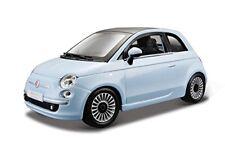 Fiat 500 2007 1 24 Bu22106 - Burago modellismo
