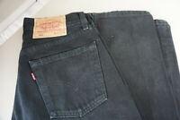 Levis Levis´s 529 bootcut Jeans Hose 28/32 W28 L32 stonewashed schwarz ab36