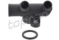New Coolant Flange Pipe for PEUGEOT 309 II 1.9 GTI 405 I 1.6 4x4 Injection