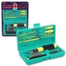 22 Piece Computer First Aid Kit Repair kit w/ Storage Box  Pengo model# KT-022