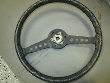 Fiat 850 Coupe Spyder / 124 Coupe OEM Steering Wheel