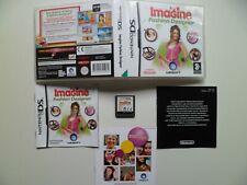 Imagine: Fashion Designer (Nintendo DS, 2007)