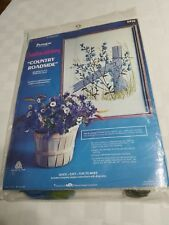 PARAGON NEEDLECRAFT KIT 'COUNTRY ROADSIDE' SEALED