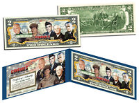 5-STAR GENERALS *WWII Legendary Rank Acheived By Only 5* Legal Tender US $2 Bill