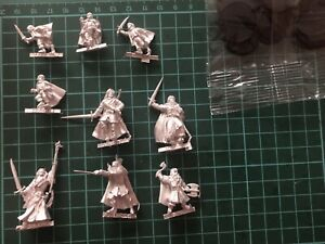 breaking of the fellowship Games Workshop Hobbit Mesbg Lord of the rings