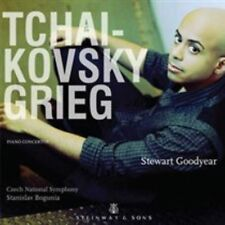 Tchaikovsky & Grieg: Piano Concertos, New Music