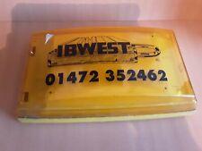 Ibwest   Dummy Alarm Box  2 flashing lights