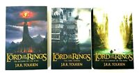 J R R Tolkien The Lord Of The Rings Complete 3 Books Trilogy Collection Box Set