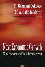 Next Economic Growth: New Factors and New Perspectives - New Book