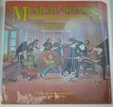 """Disney Record """"Musical Chairs"""" Linda Page - KRL-1003 - Still Sealed (SS)"""