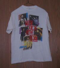 vintage New Kids on the Block concert t-shirt, L 42 - 44, 1980's Hangin' Tough
