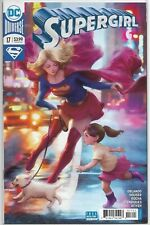 Supergirl #17 Stanley Artgerm Lau Variant