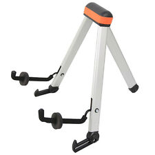 Gearmate Acoustic and Electric Guitar Stand, Lightweight Aluminum