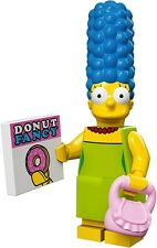 (NEW) LEGO Minifigures 'The Simpsons' Series 1 #3 - Marge Simpson (SPLIT PACKET)