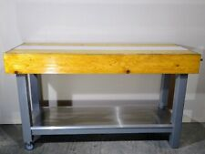Handmade butchers block / kitchen island / bar / Delivery available