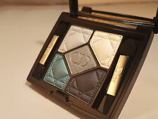 Christian Dior 5 Color Eyeshadow Palette CARRE BLEU 276 *New* Full Size