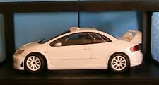 PEUGEOT 307 WRC PLAIN BODY 2005 WHITE AUTOART n° 80558 1/18 NEW rallye WEISS