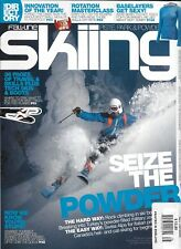 Fall Line Skiing Magazine Chris Davenport Skis And Boots Back Country Guide 2008