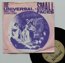 "SP Small Faces  ""The universal"""