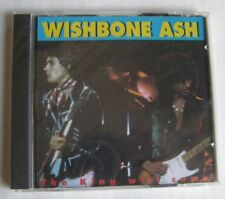 WISHBONE ASH (CD Single  3 tracks JEWELL CASE) The king will come   NEW SEALED