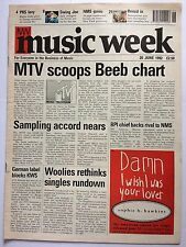 MUSIC WEEK MAGAZINE      JUNE 20 1992  RECORD MIRROR DANCE UPDATE     LS