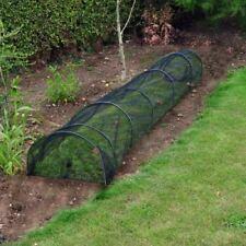 New Robust Netting Grow Tunnel Polythene Cloche Garden Grow Plants Vegetables