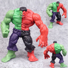 """3.75"""" Marvel Avengers  Red & Green Hulk Action Figure Statue Collection"""