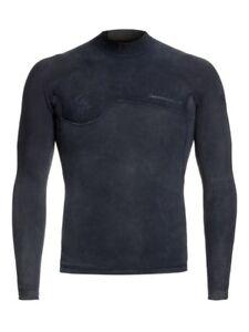 QUIKSILVER Men's 1.5 ORIGINALS MONOCHROME Wetsuit Top - KVJ0 - XL  LAST ONE LEFT